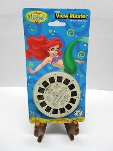 """Viewmaster 3 Reel Set """"Disney's The Little Mermaid"""""""