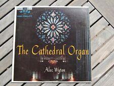 Alec Wyton The Cathedral Organ Vinyl LP