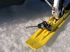 TS-SKI-RT Snowmobile Ice Scratcher Ski Mount Kit reversable TS SKIIS