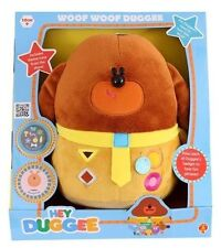 1844 Hey Duggee Woof Soft Toy by Golden Bear Products
