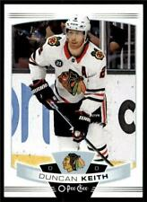 2019-20 UD OPC O-Pee-Chee Base #139 Duncan Keith - Chicago Blackhawks
