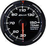 Defi Racer Gauge 52mm Temperature Meter DF06706 White
