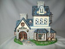 Partylite Candle Shoppe Tealight House P7315