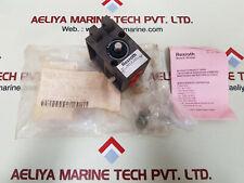 Rexroth 2ma-1a p58719 3 way pilot air valve