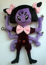 Computer game  Undertale Muffet Spider Plush Toy Doll