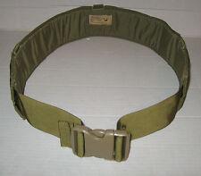 Eagle Industries Padded War Belt Khaki Sz 32-40 NEW!!