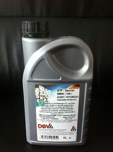 BMW ATF-Spezial Öl DBV 9,99€/L Automatikgetriebeöl E90,E91,E60,E61,E65,X3,X5,