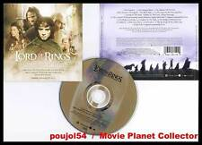 LORD OF THE RINGS (BOF/OST) Fellowship (CD) Shore 2001