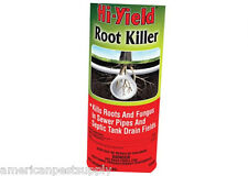 "Root Killer 1.5 Lb Kills Roots & Fungus Sewer Pipes Septic Systems "" Lot of 12 """