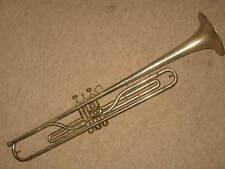 "ur-alte Ventilfanfare o.Trompete?""J. Rudolph Gotha"" Paul Bechstein Goldbach 1901"