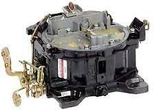 Mercruiser Carburettor 4 BBL Rochester Reman Suits Big Block 330-340HP 1977-1992