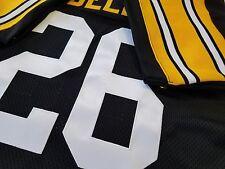 #00 Black Customized  Football Jersey Name&Number -SEWN-ON.4XL,5XL 6XL, 7XL.