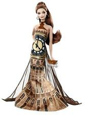 BARBIE DOLL OF THE WORLD LANDMARK COLLECTION BIG BEN PINK LABEL - FREE SHIPPING