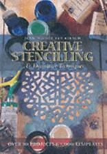 Stenciling Decorative Techniques Creative Guide 1000 Motif Template Projects 99