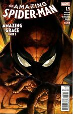 AMAZING SPIDER-MAN #1.5 (MARVEL 2016 SERIES) NM FIRST PRINT BAGGED & BOARDED