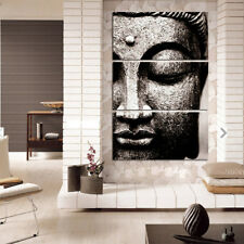 No Frame Modern Canvas Prints Artwork Landscape Pictures Painting Buddha B-L