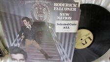 RODERICK FALCONER UNITED ARTISTS LP NEW NATION