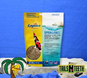 Laguna Spring & Fall Floating Food with Wheat Germ - 500 g (17 oz)