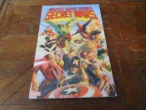 MARVEL SUPER HEROES SECRET WARS 1-12 Shooter & Zeck TPB  2016  Spider Man
