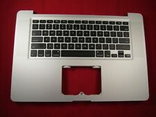 "Grade B+ Genuine 2011-2012 15"" A1286 MacBook Pro Keyboard Top Case *1486-04*"
