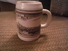 Great Condition! Nurnberg Germany German American Wander Club Stein Mug Cup