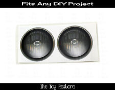 High Quality Headlight Replacement Stickers Fits Any Outdoor Diy Project