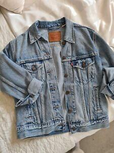 Levi Vintage Oversized Womens Denim Jacket