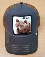 8cdb6088 Patagonia Grizzly Bear Heaven Roger That Snapback Hat, Blue Black ...