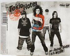 TOKIO HOTEL an deiner seite ( inch bin da) CD MAXI