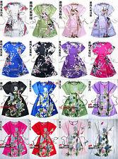 0ffdc190ea Wholesale Chinese Women s Lady Peony Robe Kimono Bath Gown Nightgown  Sleepwear