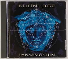 KILLING JOKE: Pandemonium ZOO '94 Industrial Heavy Metal CD