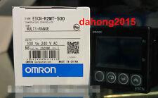 New Omron  Temperature Controller E5CN-Q2MT-500 100-240VAC
