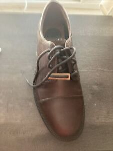 ONLY RIGHT SHOE Dockers Mens Gordon Genuine Leather SIZE 12