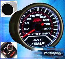 "Jdm 2"" Exhaust Gas Temperature 52Mm Led Gauge Egt Smoke Lexus Scion Mini Suzuki"
