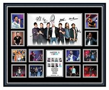 MAROON 5 2018 RED PILL BLUES ADAM LEVINE SIGNED LIMITED FRAMED MEMORABILIA