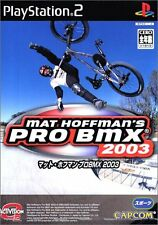 Used PS2 Mat Hoffman's Pro BMX 2003 Japan Import (Free Shipping)