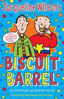 "Jacqueline Wilson Biscuit Barrel: ""Cliffhanger"", ""Buried Alive"", Wilson, Jacquel"