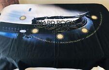 Hard Rock Hotel & Casino Las Vegas Blackjack Layout Rare!
