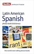 Berlitz Latin American Spanish Phrase Book & Dictionary (spanish Edition): By...