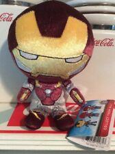 Funko Hero Plushies - Spider-Man Homecoming S1 - IRON MAN New