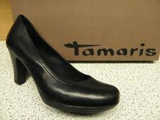 Tamaris Damen-Pumps aus Echtleder in EUR 39