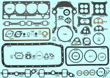 Ford/Mercury 256 Y-Block Full Engine Gasket Set/Kit BEST Head+Intake 1954-55