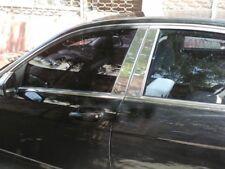 2008-2013 Mercedes Classe C W204 Chrome Porte Post piliers 4 portes 6pcs S. Steel
