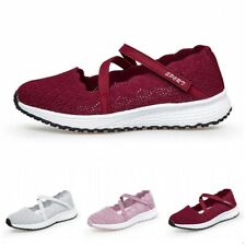 Womens Comfort Outdoor Leisure Running Fitness Sports Shoes Breathable Sneaker D