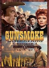 Gunsmoke: The Twelfth Season, Vol. 1 (DVD, 2016, 4-Disc Set)