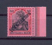 DAP Türkei Nr. 52 100 Centimes auf Germania postfrisch (kr306)