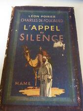 léon poirier,charles de foucauld  et  l'appel du silence (cpl12)