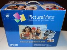 Epson PictureMate Personal Photo Lab Color Home Picture Printer Model B271A NEW