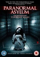 Paranormal Asylum (DVD) (NEW AND SEALED) (REGION 2) (FREE POST)
