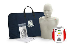 Prestan CPR Light Skin Manikin w/Monitor + American Red Cross CPR/AED Trainer